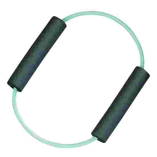 Sport-Thieme Fitness-Tube Ring 10er Set Grün, leicht