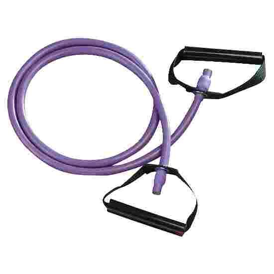 Sport-Thieme Fitness-Tube Violett, stark, Einzeln