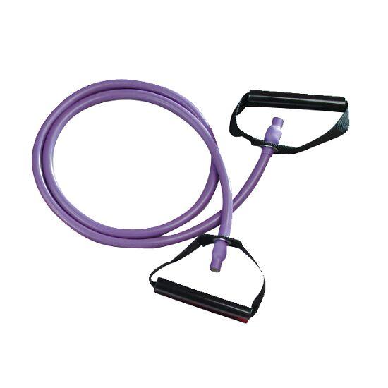 Sport-Thieme® Fitness-Tube Violett = stark, 10er Set