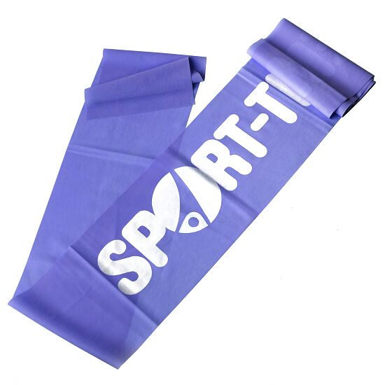 Sport-Thieme Fitnessband 150 2 m x 15 cm, Violett = stark