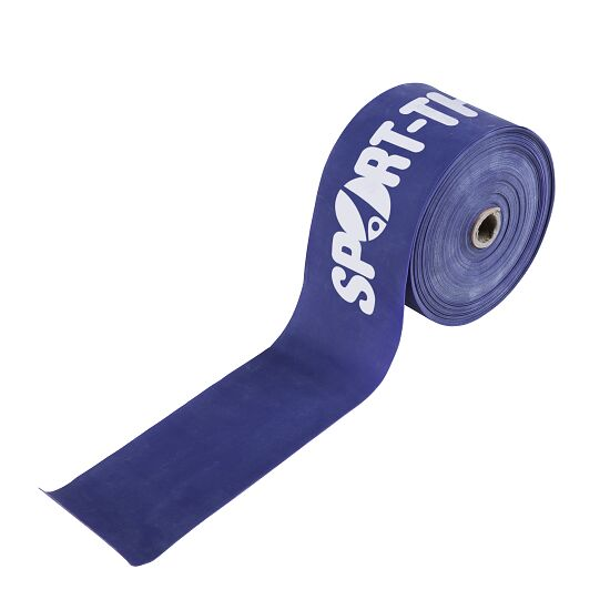 Sport-Thieme Fitnessband 75 25 m x 7,5 cm, Violett = stark