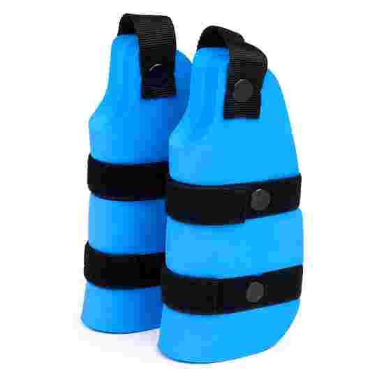 Sport-Thieme Flotteurs de cheville « Sportime » Taille XL, Bleu, Hauteur 31 cm