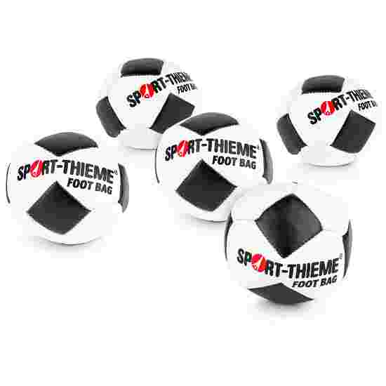Sport-Thieme Footbags, 5er Set