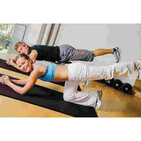 """Sport-Thieme Gymnastikmatte  """"Komfort"""" Ca. 180x100x0,8 cm, Schwarz"""
