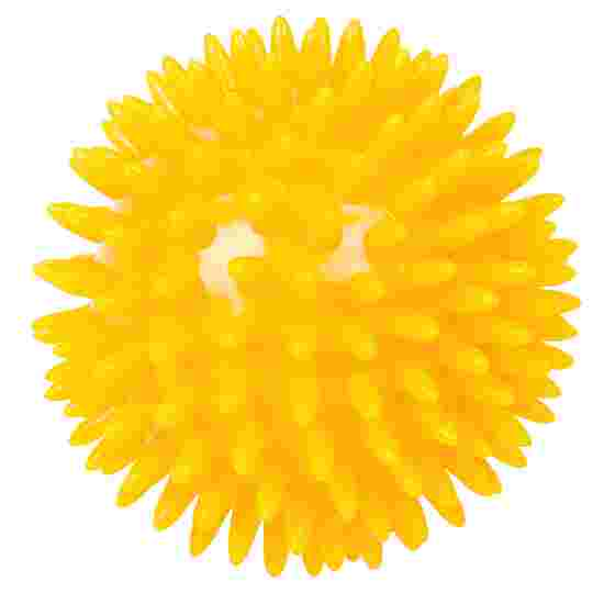 Sport-Thieme Igelball, weich Gelb, ø 8 cm