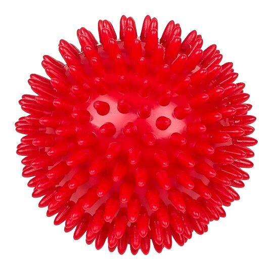 Sport-Thieme Igelball, weich Rot, ø 9 cm