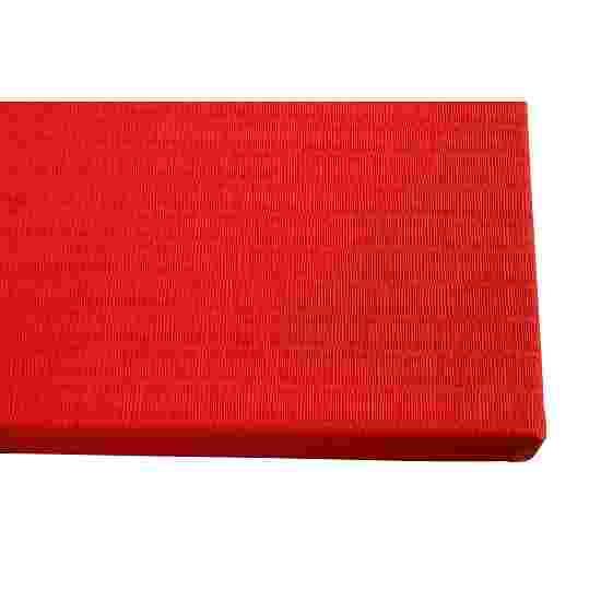 Sport-Thieme Judomatte Tafelgrösse ca. 100x100x4 cm, Rot