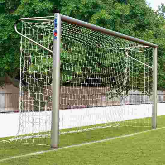 Sport-Thieme Jugendfussballtor 5x2 m, Ovalprofil, in Bodenhülsen stehend