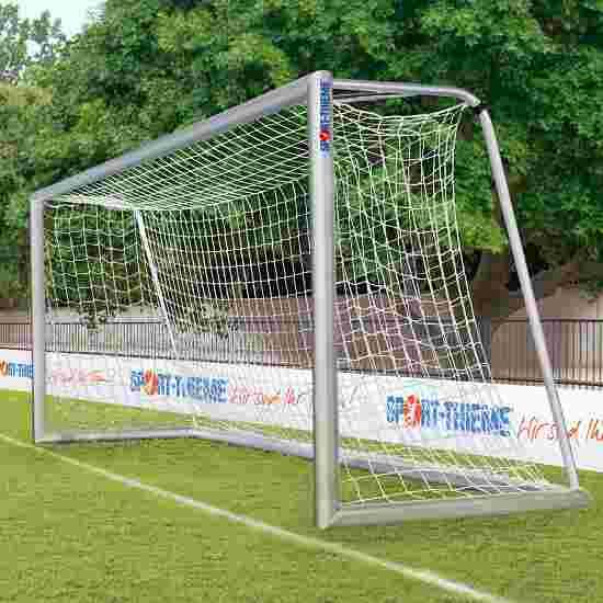 Sport-Thieme Jugendfussballtor  5x2 m vollverschweisst, mit Bodenrahmen 120x100 mm im Oval-Profil