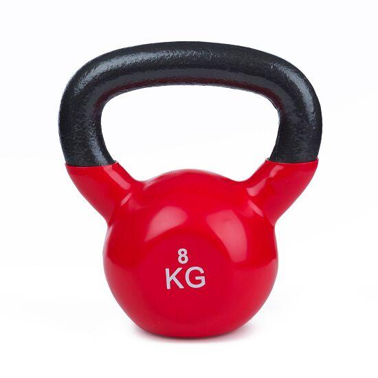 Sport-Thieme Kettlebell  Vinyl 8 kg, Rot