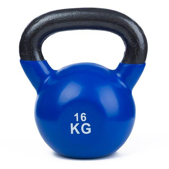 Sport-Thieme Kettlebell  Vinyl 16 kg, Blau