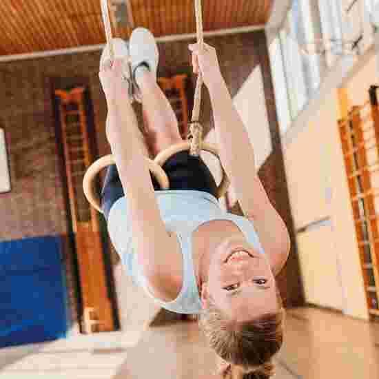 Sport-Thieme Kit anneaux de gymnastique pour l'intérieur