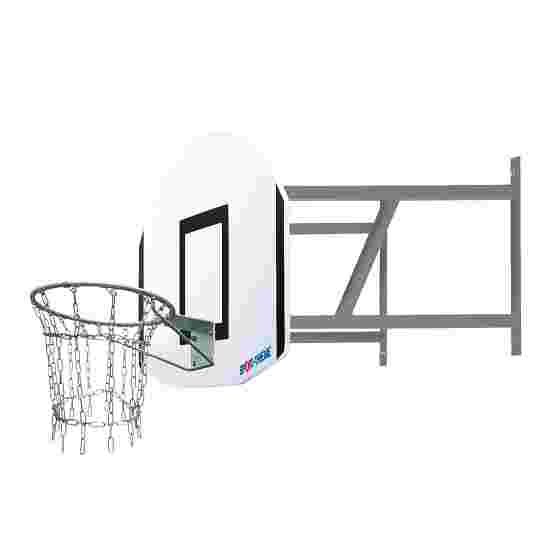 Sport-Thieme Kit de basket mural « Indoor » Outdoor
