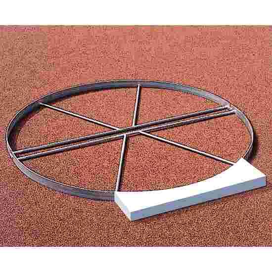 Sport-Thieme Kit de fixation pour butoir