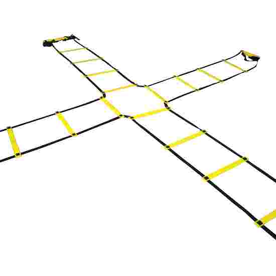 """Sport-Thieme Koordinationsleiter  """"Agility"""" 4x2 m, Vierfach-Leiter"""