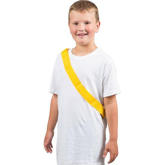 Sport-Thieme Mannschaftsband Kinder, L: 55 (110) cm, Gelb