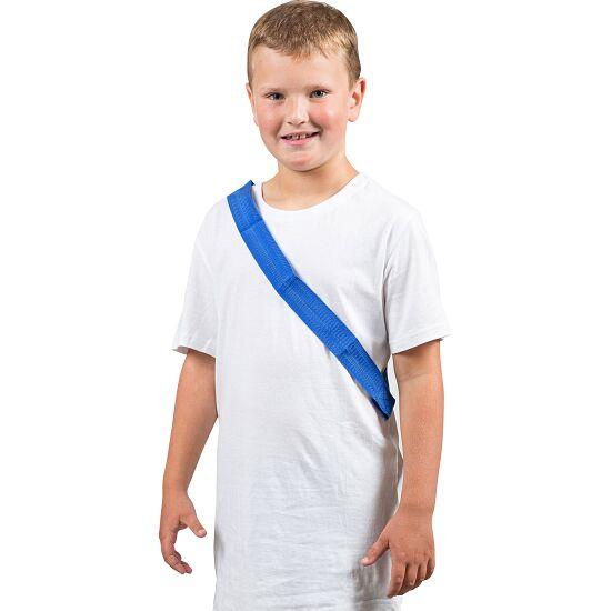 Sport-Thieme Mannschaftsband Kinder, L: 55 (110) cm, Blau