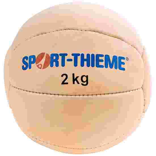 "Sport-Thieme Medizinball  ""Klassik"" 2 kg, ø 22 cm"