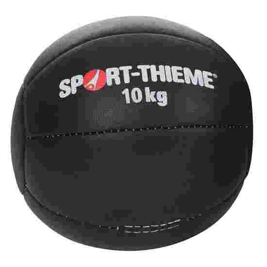"Sport-Thieme Medizinball  ""Schwarz"" 10 kg, ø 28 cm"