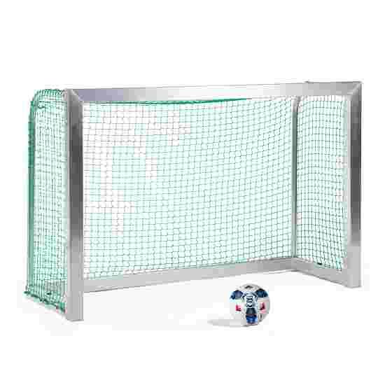 Sport-Thieme Mini-Fussballtor, vollverschweisst 1,80x1,20 m, Tortiefe 0,70 m, Inkl. Netz, grün (MW 4,5 cm)