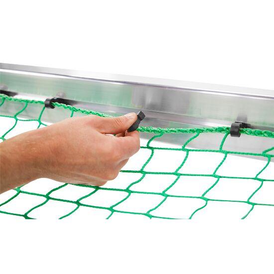 Sport-Thieme Mini-Fussballtor, vollverschweisst 1,20x0,80 m, Tortiefe 0,70 m, Inkl. Netz, grün (MW 10 cm)