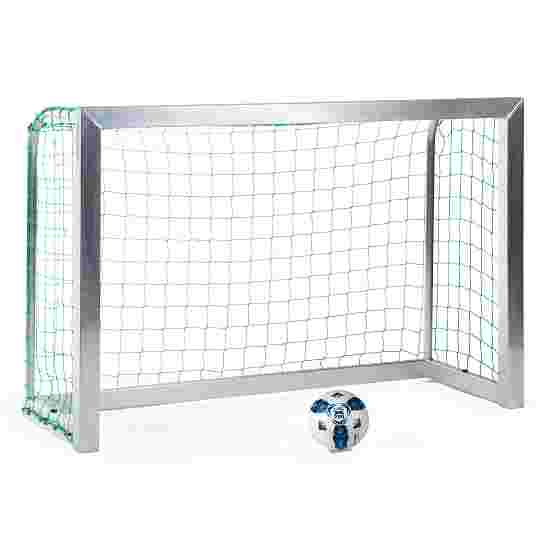 Sport-Thieme Mini-Fussballtor, vollverschweisst 1,80x1,20 m, Tortiefe 0,70 m, Inkl. Netz, grün (MW 10 cm)