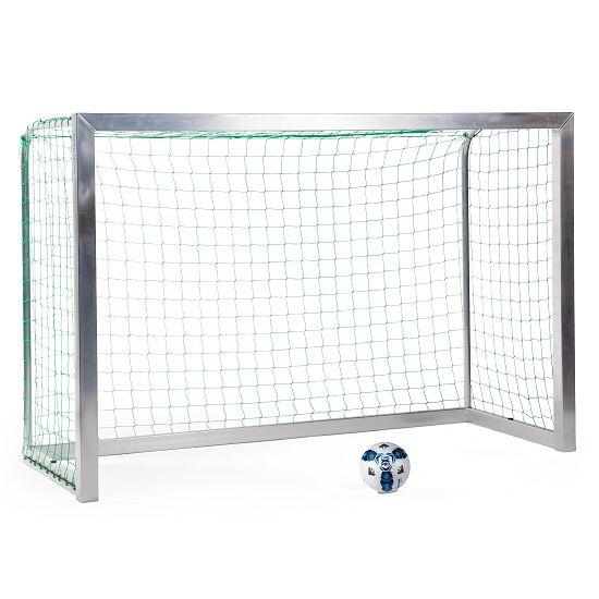Sport-Thieme Mini-Fussballtor, vollverschweisst 2,40x1,60 m, Tortiefe 1,00 m, Inkl. Netz, grün (MW 10 cm)