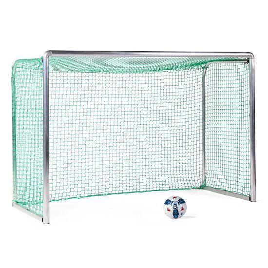"""Sport-Thieme Mini-Trainingstor """"Protection"""" 2,40x1,60 m, Tortiefe 1,00 m, Inkl. Netz, grün (MW 4,5 cm)"""