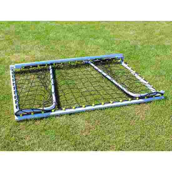 Sport-Thieme Minibut d'entraînement avec supports de filet rabattables 1,20x0,80 m