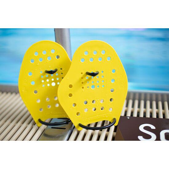 Sport-Thieme Paddles Swim-Power Taille M, 21x18 cm, Jaune