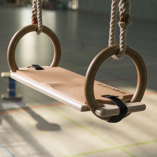 Sport-Thieme Planche de balançoire « Indoor » Avec assise en liège
