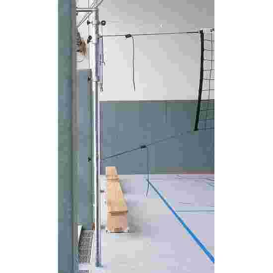 Sport-Thieme Poteau de volleyball à suspendre Avec dispositif de tension