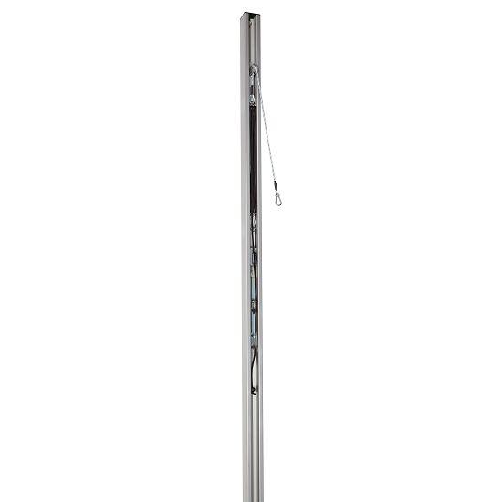 Sport-Thieme Poteau de volleyball 80x80 mm DVV 1 Avec système par poulie