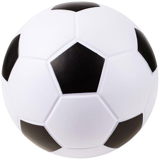 Sport-Thieme® PU-Fussball Weiss-Schwarz, ø 20 cm