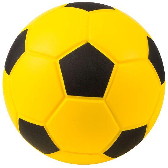Sport-Thieme® PU-Fussball Gelb-Schwarz, ø 20 cm