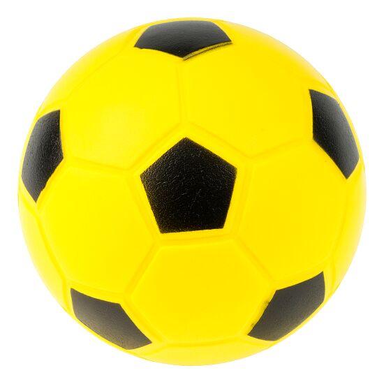 Sport-Thieme® PU-Fussball Gelb-Schwarz, ø 15 cm