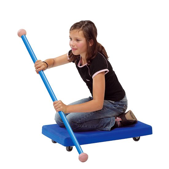 Sport-Thieme® Rollbrett-Set Polster Blau
