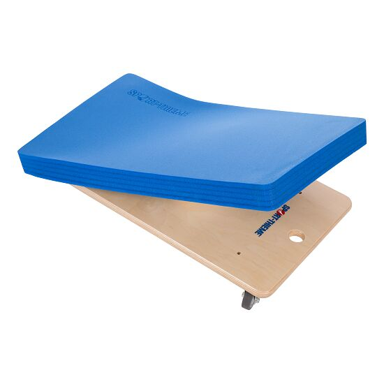 "Sport-Thieme® Rollbrett ""Soft"" Polster Blau"