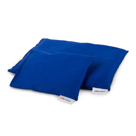 Sport-Thieme Sac de fèves 500 g, env. 20x15 cm, Bleu