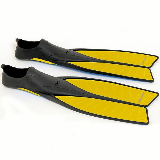 """Sport-Thieme® Schwimmflosse """"G-Power"""" 35-36, L: 50 cm, Gelb"""
