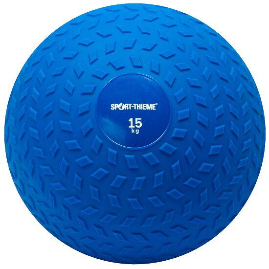 Sport-Thieme® Slam Ball 15 kg, Blau
