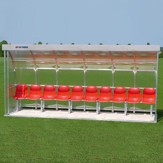 sport thieme spielerkabine f r 10 personen st ck sport. Black Bedroom Furniture Sets. Home Design Ideas