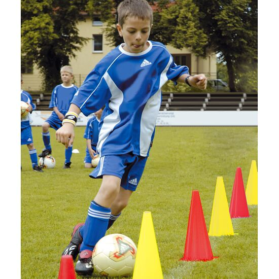 Sport-Thieme® Sport-Thieme® Markierungskegel 10er-Set 20,5x20,5x37 cm