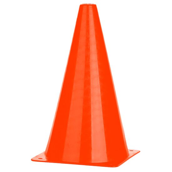 Sport-Thieme Sport-Thieme® Markierungskegel 13x13x23 cm, Orange