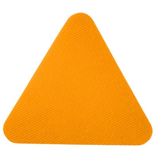 Sport-Thieme® Sportfliese Orange, Dreieck, Kantenlänge 30 cm