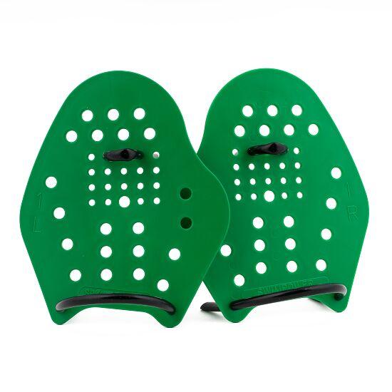 Sport-Thieme® Swim-Power® Paddles Grösse S, 19x16 cm, Grün