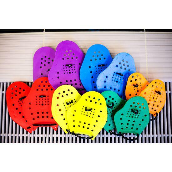 Sport-Thieme® Swim-Power® Paddles Grösse XS, 17x13 cm, Orange