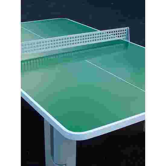 Sport-Thieme Table en béton polymère « Champion » Vert