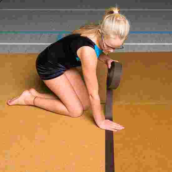 Sport-Thieme Trainingsmatte 200x100x3,5 cm, Bernsteingelb