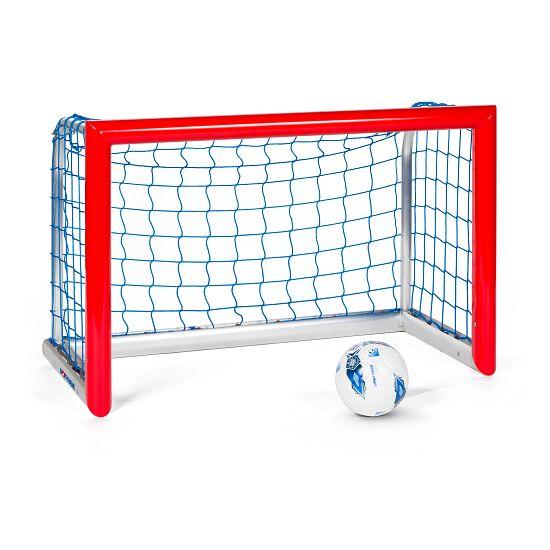 "Sport-Thieme® Trainingstor ""Color Konzept"" Mini-Tor 1,20x0,80 m, Rot/Blau"